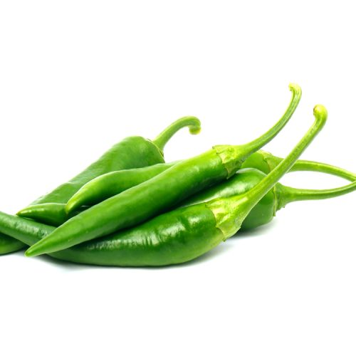 Chilli Peppers - Green - 100g