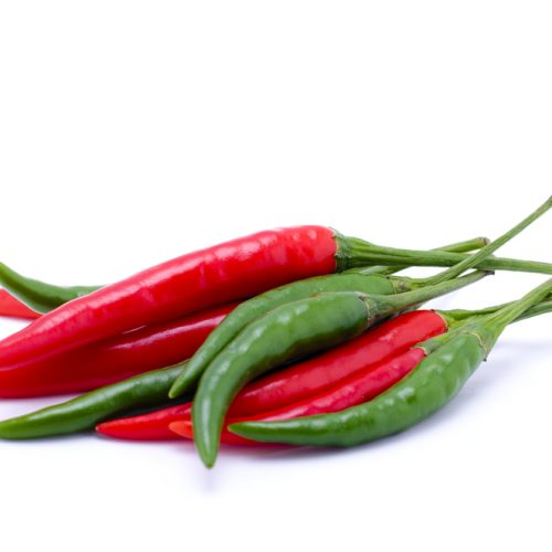 Chilli Peppers - Mixed - 100g
