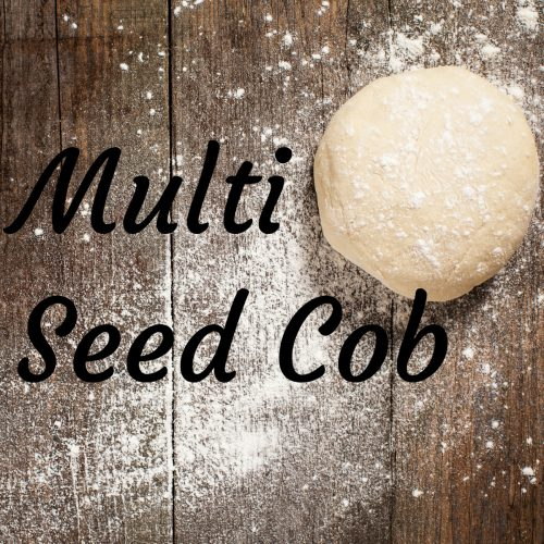 Multi Seed (Low GI) Cob (400g)