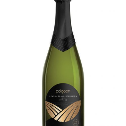 Polgoon Vineyard Seyval Blanc Sparkling White - 75cl