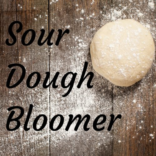 Sour Dough Bloomer (400g)