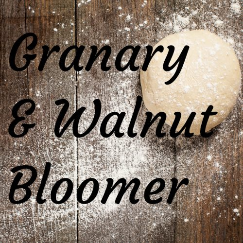 Granary & Walnut Bloomer (400g)