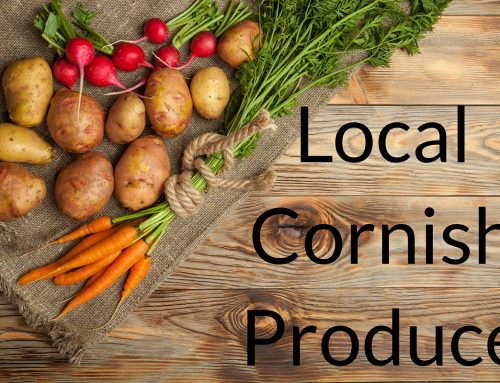 Delicious Cornish Fruit & Veg